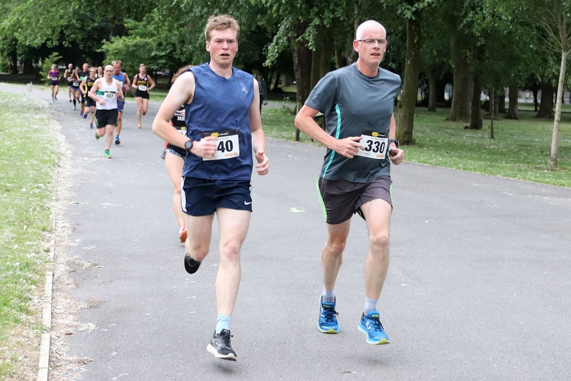 City of Manchester 5k Series - Race 3 featured image