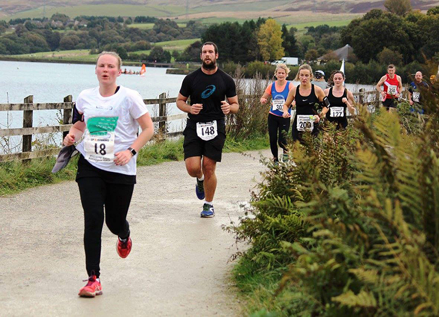 Hollingworth Lake 5k Series - Race 1 featured image