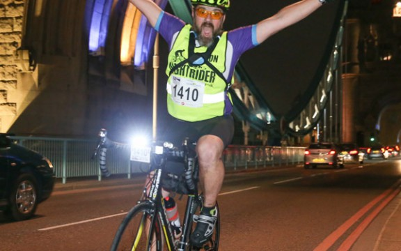 London Nightrider 2017 featured image